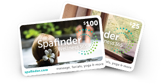 SpaFinder Gift Certificates